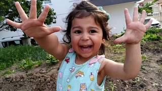 Ellerini Yıka! Ayşe Ebrar Wash Your Hands . Fun Kids Video