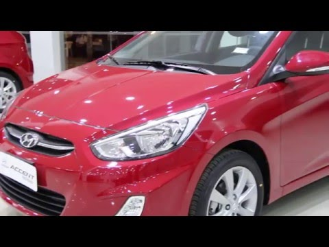 Hyundai Los Olivos All New Accent