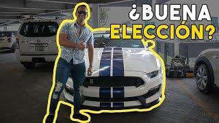 ¿COMPRO UN MUSTANG SHELBY GT350?    ALFREDO VALENZUELA