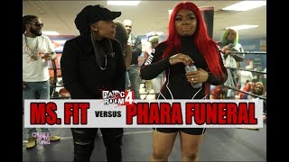 MS. F T Vs PHARA FUNERAL QOTR Presented By BABS BUNNY And VAGUE