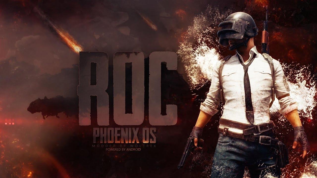 Phoenix OS Gaming Edition (Latest Version) ! Play Pubg