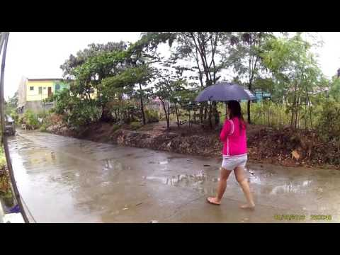 Compostela Cebu | My Place On A Cold Rainy Morning