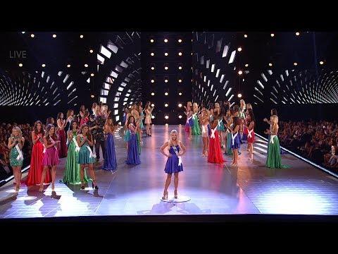 Miss USA 2018 Top 15
