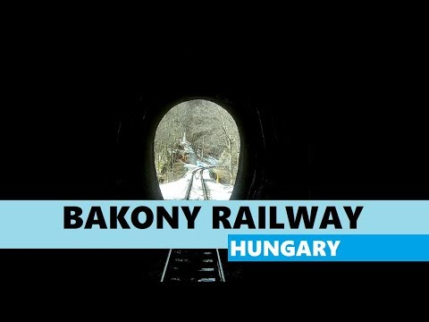 Travel trough the beautiful Cuha Valley - Bakony montain, Hungary