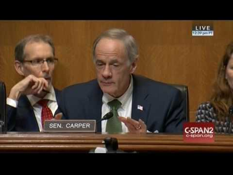 Sen. Carper Criticizes OK's Air Quality, Fails to Disclose His State's Poor Air Quality