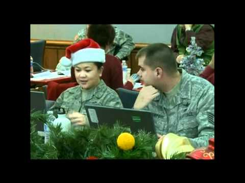 2011 NORAD Tracks Santa Operations Center (NTSOC)