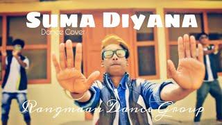SUMA DIYANA | DANCE COVER | NEEL AKASH | RANGMAAN DANCE GROUP