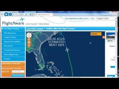 6586 KHZ USB New York Radio Demo with Flightaware and Winradio Excalibur pro