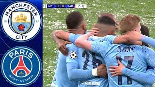 Манчестер Сити ПСЖ Лига чемпионов 2021 полуфинал ответный матч Обзор FIFA Ванга прогноз
