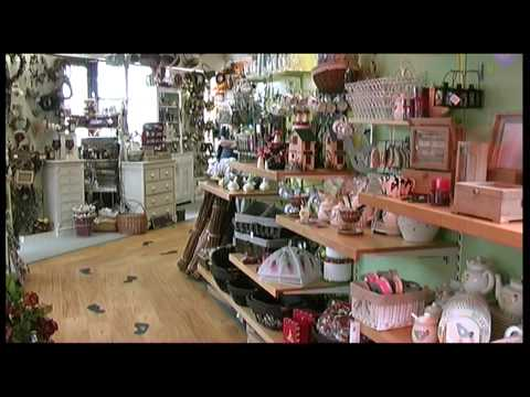 Griffins Garden Centre - Gift Shop Tour