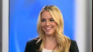 Actress Jessica Barth on getting married to