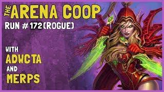 Hearthstone Arena Coop #172 (Rogue)