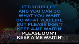 Tired of Waiting for You - The Kinks ( Karaoke Lyrics )