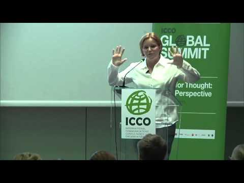 Julia Hood, Global Brand Director -PR Week