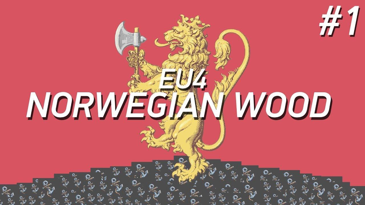 EU4   Florryworry   Norwegian Wood (V Hard Difficulty) #1
