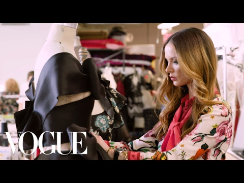 Marchesa's Georgina Chapman on Taking Inspiration From Her Ancestors | Designer Stories | Vogue