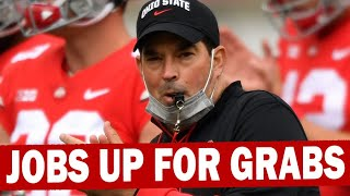 Ohio State - Tons Of Positions Up For Grabs