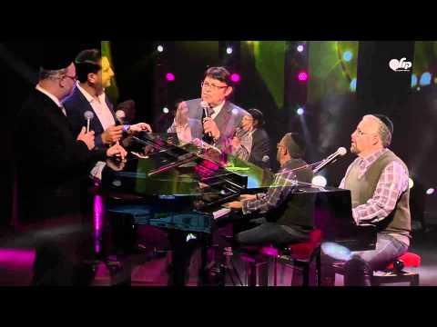 הקול הבא - יוסי גרין בדואט עם שופטי התחרות Hakol Haba - Yossi Green With The Judges