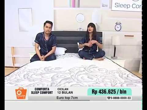 SPRING BED COMFORTA (Saksikan Tayangan Lengkapnya)