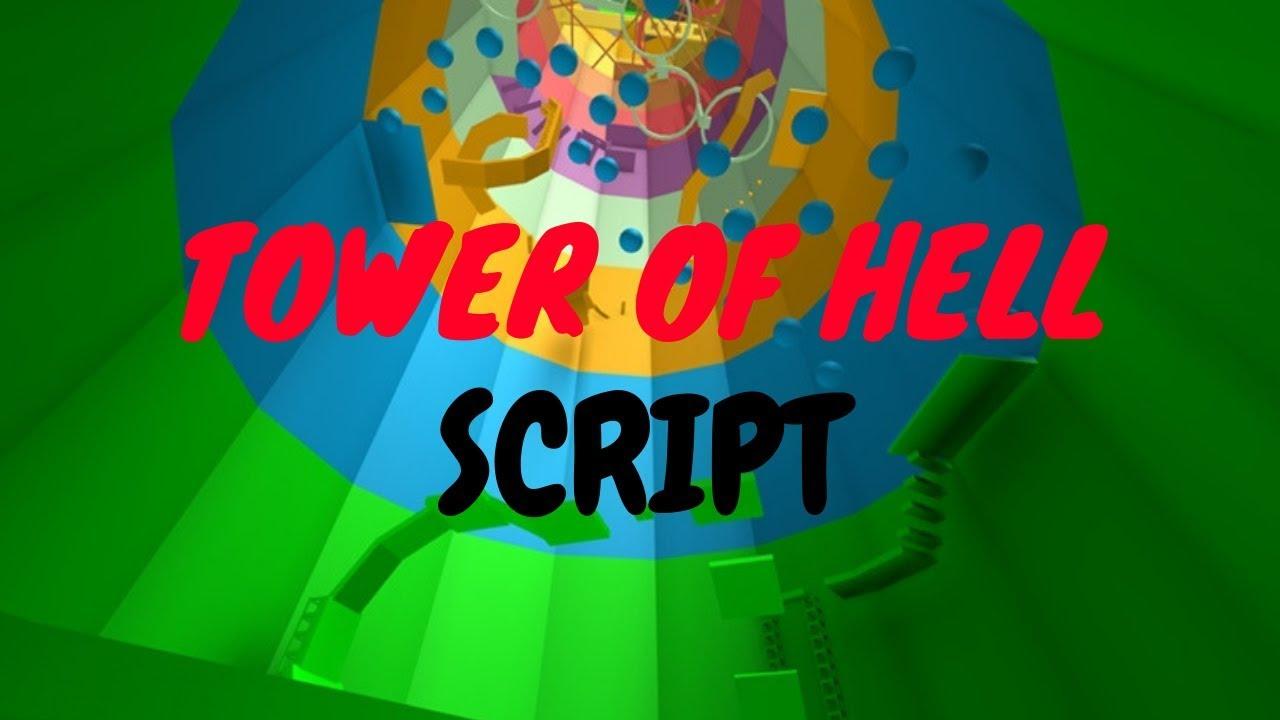 (OP) TOWER OF HELL SCRIPT GUI (FUNCIONA) - CHEGAR NO FINAL EM 1 SEGUNDO!!!  (sem passar rage)