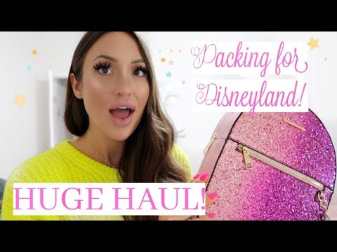 huuuuge-haul!-|-packing-for-disneyland!-|-express,-lulu-lemon,-aldo,-nordstrom