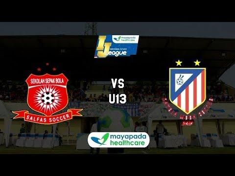 Salfas Soccer vs Satria Muda FA [Indonesia Junior League 2019] [U-13] 6-7-2019