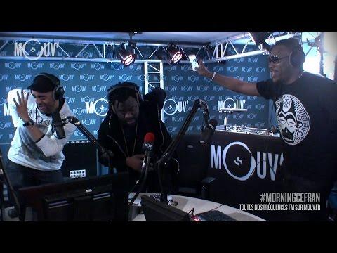 """MOKOBÉ Feat. TEAM CEFRAN : """"J'ai Trop Dansé"""" (Live @Mouv' Studios)"""