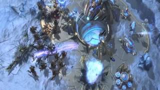 StarCRAFT 2: Heart Of The SwaRM | PC games 2013 | Gameplay video - Бекон ТВ