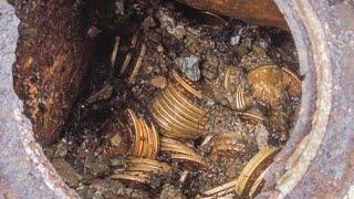 detector de metais será que  achei tesouros ?
