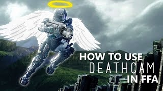 Halo 5 - How to use the Deathcam in FFA