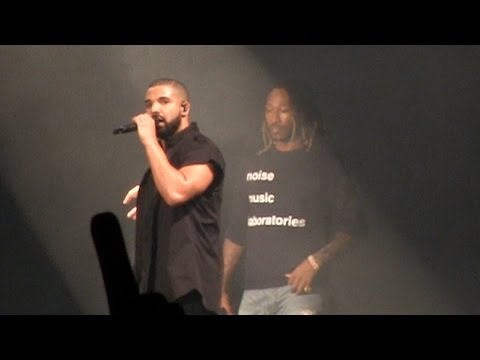 "Drake & Future @ ACL- ""Jumpman"" (720p) Live on 10-3-15"