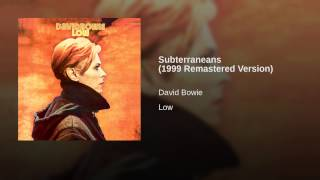 Subterraneans (1999 Remastered Version)