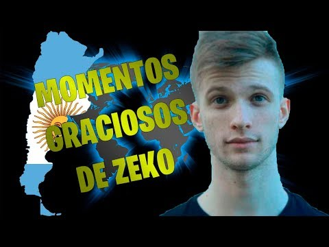 MOMENTOS DIVERTIDOS EN EL STREAMING DE ZEKO