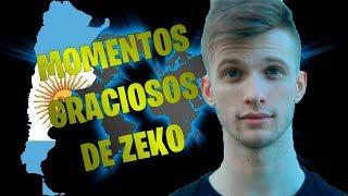 MOMENTOS DIVERTIDOS EN EL STREAMING DE ZEKO