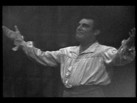 Mario del Monaco - Come un bel di di maggio. Act IV.  [Andrea Chenier] LIVE 1961 Tokyo