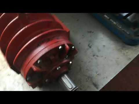 Восстановление (ремонт) вакуумного насоса