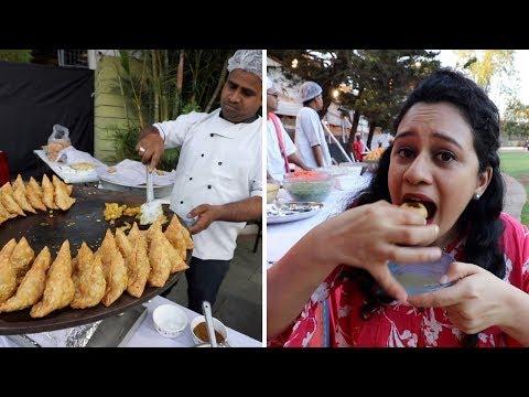 Summer Chaat Festival in Pune | Marathi Food Vlog