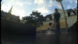 Sebastian Nielsen På Torvets Skatepark