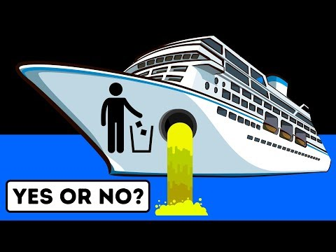 What Happens After You Flush on a Cruise Ship
