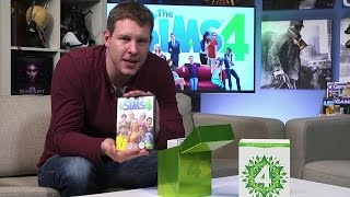 Die Sims 4 - Unboxing der Collector