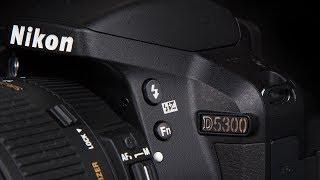 مراجعة+ شرح كامل لكامرة Unboxing + Full review of Nikon D5300 | Nikon D5300