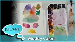 How to Avoid Muddy Colors in Watercolor