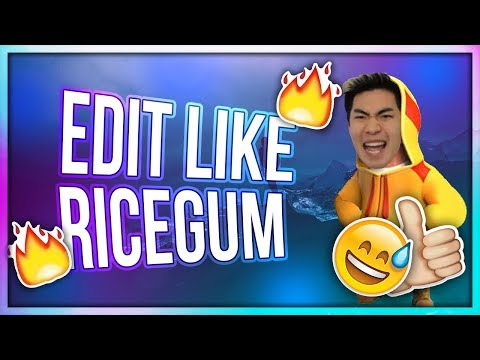 How To: Make Images Pop Out Like Ricegum