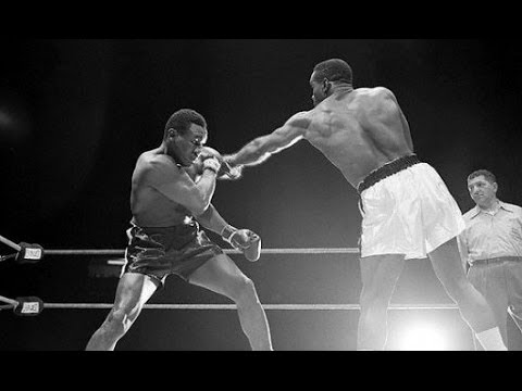 Sonny Liston HD Knockouts  - Hardest Jab in Boxing History