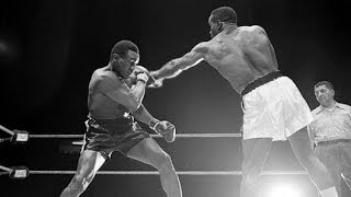Sonny Liston HD Knockouts  - Hardest Jab in Boxing History