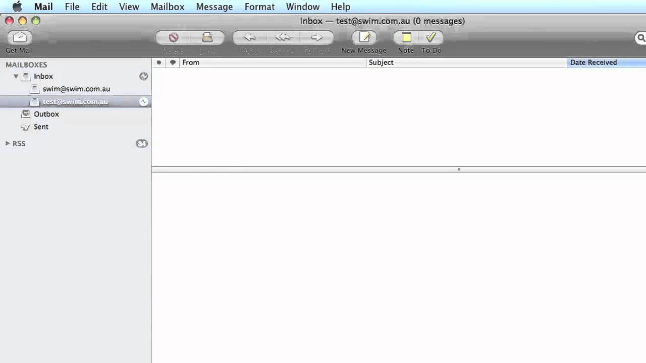 How to set email client to delete messages off the server - Apple Mail (MAC)