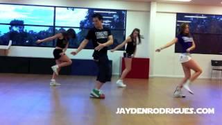 JaydenRodrigues.com: DYNAMITE Dance Choreography