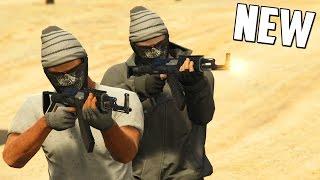 NUEVO MINIJUEGO!! CAMBIAME EL SITIO!! - DLC GTA V FINANZAS Y CRIMEN (FINANCE & FELONY)