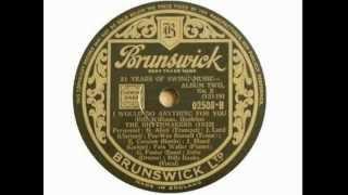 Henry Red Allen 1932 Rhythmakers + Fats Waller + Eddie Condon + PeeWee Russell - Yes Suh #1