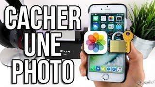 🔐 Comment cacher une photo sur son iPhone ! 📱 (sans application)
